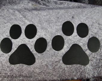 Vinyl Pawpads for Fursuit Paws - Made to Order