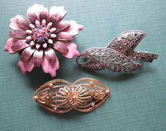 Vintage Brooches.. 3