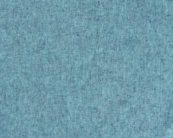 Fabric - Robert Kaufman - Essex Yarn dyed linen/cotton - Malibu - medium weight woven.