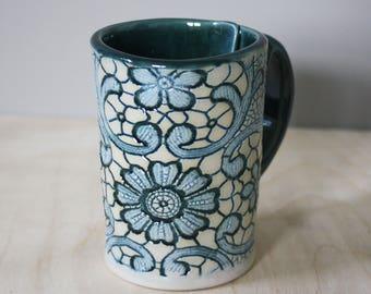 Ceramic Mug (tall)