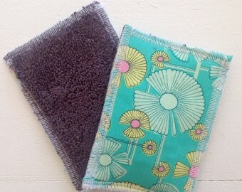 Unsponge, Set of 2, Kitchen Sponge, Dish Cloth, Reusable Sponge