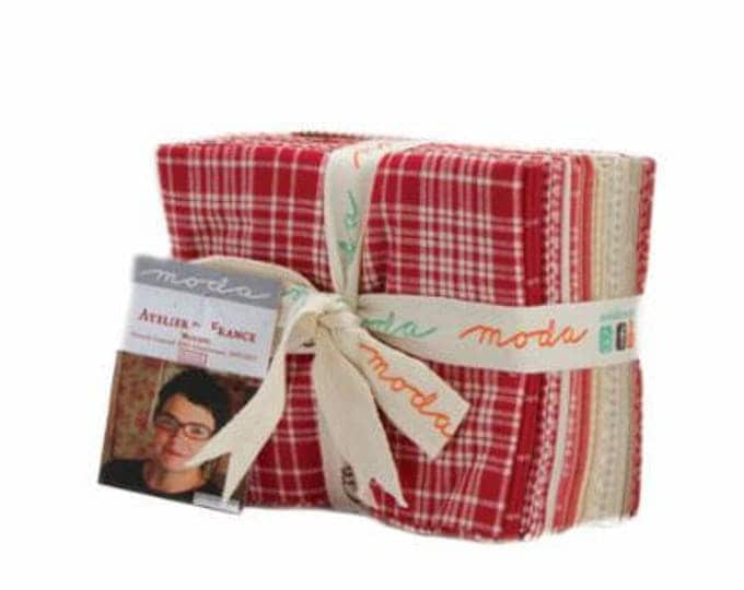 Atelier De France Wovens by The French General for Moda Fat Quarter Bundle 19 FQ