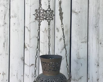 Decorative Hanging Candle Holder