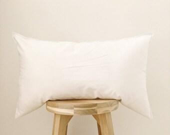 INSERT - 14x22 Down Alternative Pillow