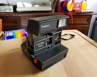 Rare 80s Polaroid 600