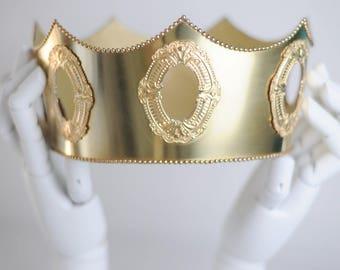 CASS: Gold Crown