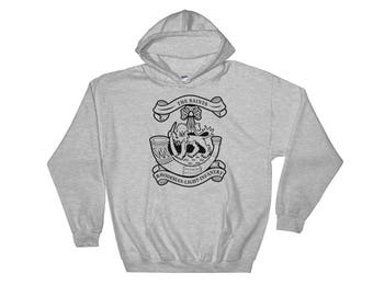 Rhodesian Light Infantry Hooded Sweatshirt