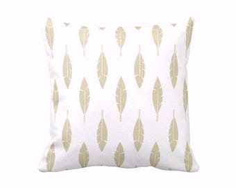 Gold Pillow Cover Gold Throw Pillow Cover Tribal Pillows Tribal Decor Decorative Pillows for Couch Pillows Gold Cushions Toss Pillows