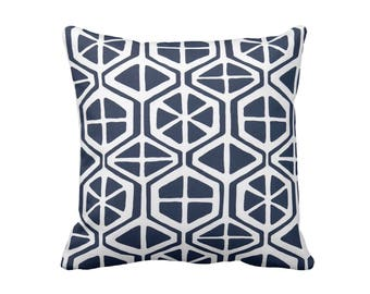 Navy Blue Pillow Cover Navy Throw Pillow Cover Decorative Pillows for Sofa Pillows Navy Pillowcase Navy Pillow Sham Navy Blue Cushions