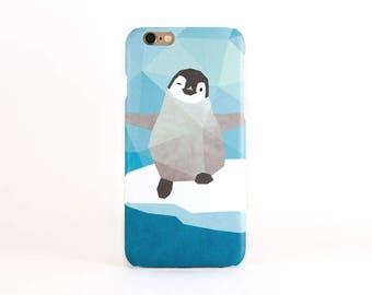 Penguin iPhone case, iPhone 7 case, iPhone 7 Plus case, iPhone 6 case, iPhone 6 Plus case, iPhone SE case, iPhone 5 case