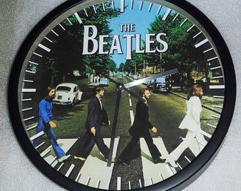 wall clock rock'n ' roll the Beatles