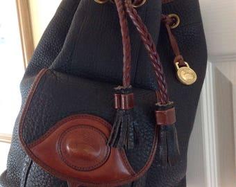 Vintage Dooney and Bourke Sling Bag