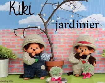 Kiki outfit: Gardener