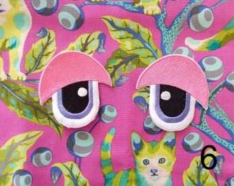 Whimsy Woo Eye 6