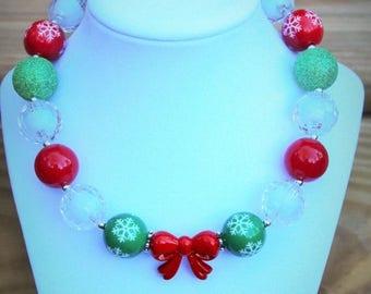 Semi-Annual SALE Snowflake Necklace - JTJ15372