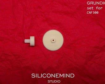 Set of gear for GRUNDIG CNF300