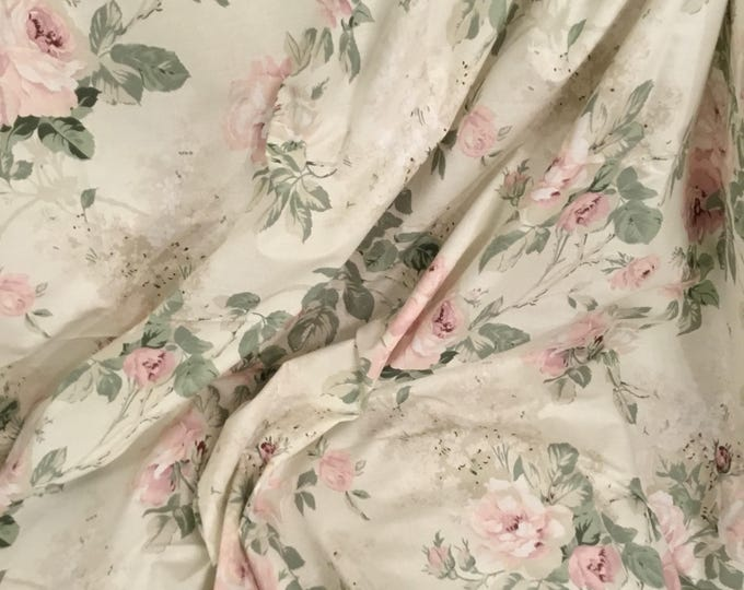 Cotton percale fabric made in italy