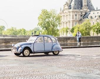 "Paris, France Travel Photography, ""Purple Bug"", Gallery Wall Art Prints, Home Decor"