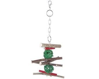 Fancy Twizzle - Hanging Chew Toy