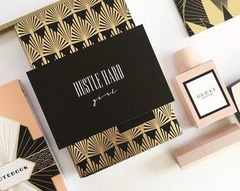 Planner Cards-Black