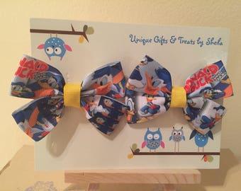Disney Donald Duck Hair Bow