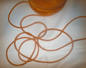 sparkling 24 m orange cord, 4mm