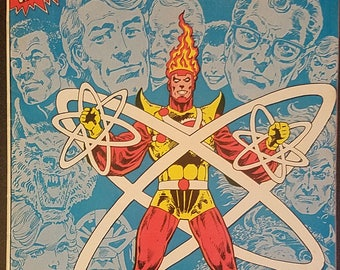 Firestorm #1 (1982) Comic Book