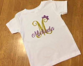 Personalized Girls Shirt