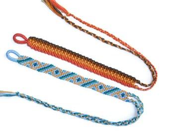 Handmade Friendship Bracelet - Handmade Friendship Bracelet Bundle - Bracelet Bundle - Handmade Bracelet - Bracelets