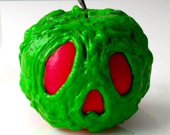 Poison apple, snow white.