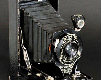 Kodak No. 1A Pocket Camera Folding Camera Nice Condition Works Well NiCE !