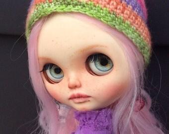 Blythe doll ooak customised – Yaelle
