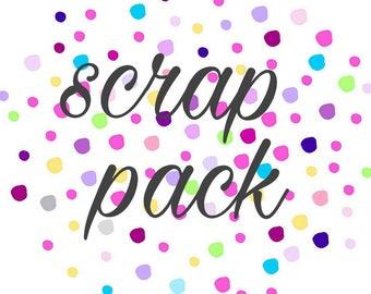 Scrap paper pack