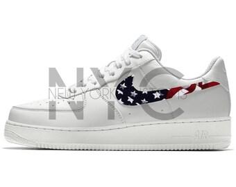 Nike Roshe Run Roshe Nike drapeau américain gris fierté dafb3e