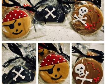 Argh Matey Pirate Cookies