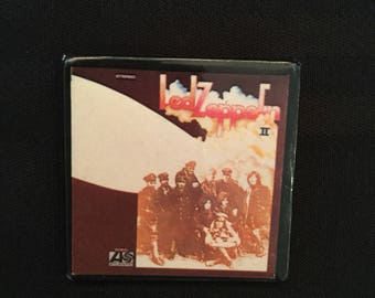 Vintage 70's Led Zeppelin II Pin/Button