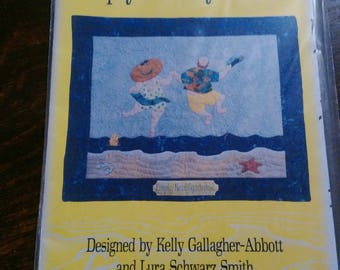 Empty Nest Syndrome Fabric Art Sewing Pattern Kelly Gallagher-Abbott