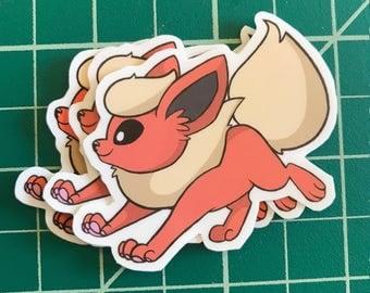 Flareon Sticker