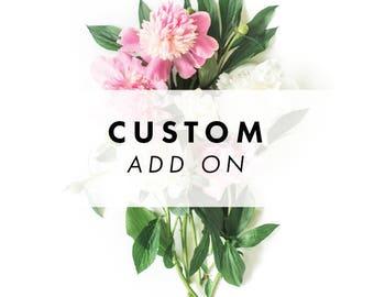 Custom Design Change