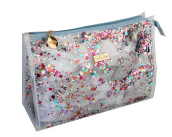 Glitter Cosmetic & Makeup Bag
