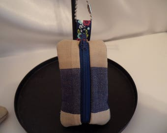 Pouch for chapstick and lotion, contact case, USB pouch, coin pouch