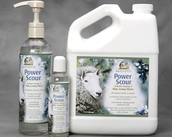 Unicorn Scour Power for Washing Fleeces and other garments