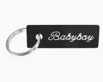 Babyboy Keychain