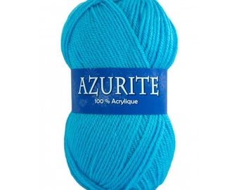 Azurite 2635 turquoise yarn