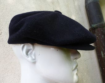 cashmere and wool berets