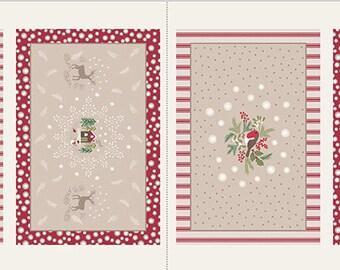 Christmas Panel - Christmas  placemats 110cm