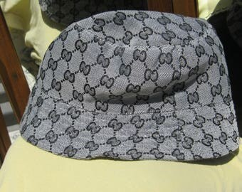 Gucci Bucket Hat, Made in Italy