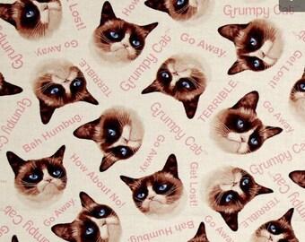 Marcus Grumpy Moody Cat Valance