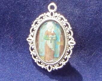 Saint Martha Religious Medal
