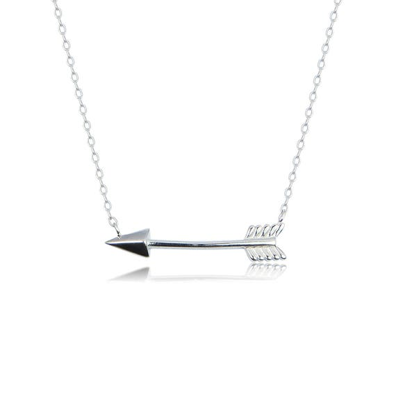 Arrow Necklace, Solid 925 Sterling Silver • Wholesale Pack • Safe to Get Wet • Plus Take Additional 10~15% OFF at Checkout